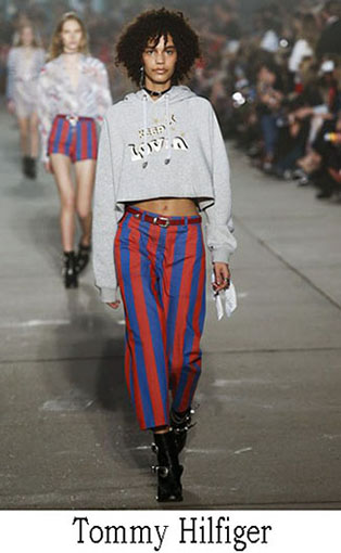 Tommy Hilfiger Spring Summer 2017 Brand Style Look 21