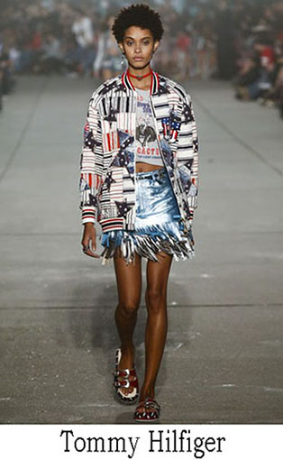 Tommy Hilfiger Spring Summer 2017 Brand Style Look 29