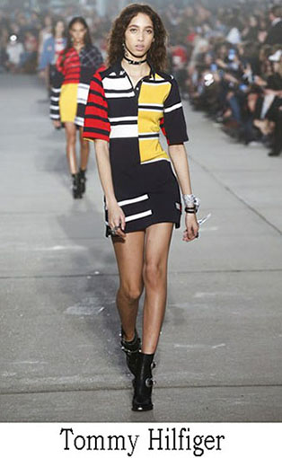 Tommy Hilfiger Spring Summer 2017 Brand Style Look 4