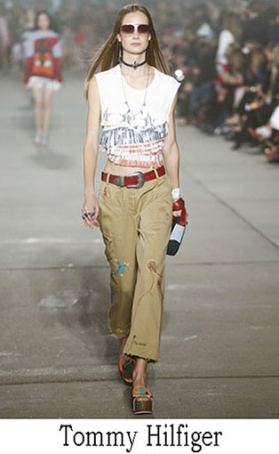 Tommy Hilfiger Spring Summer 2017 Brand Style Look 42