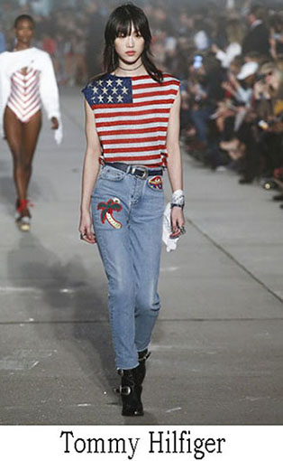 Tommy Hilfiger Spring Summer 2017 Brand Style Look 9