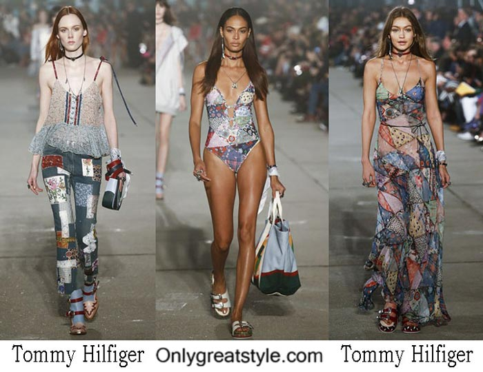 Tommy Hilfiger Spring Summer 2017 Fashion Brand Style For Women