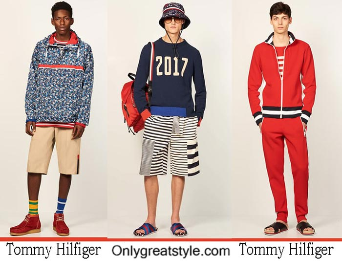 Tommy Hilfiger Spring Summer 2017 Fashion For Men