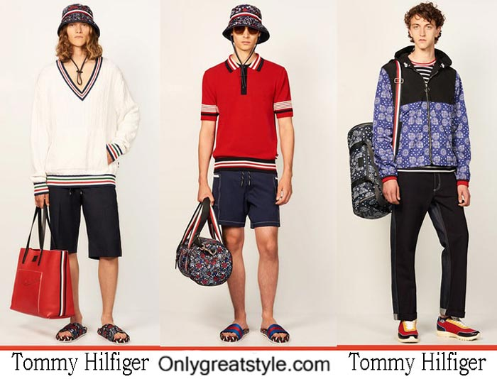Tommy Hilfiger Spring Summer 2017 Fashion Show For Men