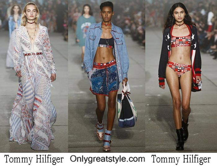 Tommy Hilfiger Spring Summer 2017 Fashion Show For Women