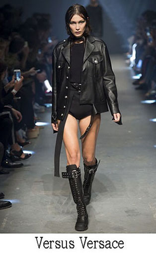 Versus Versace Spring Summer 2017 Fashion Clothing 1