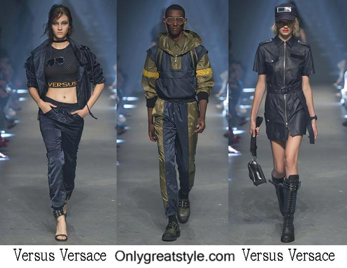 Versus Versace Spring Summer 2017 Fashion Clothing