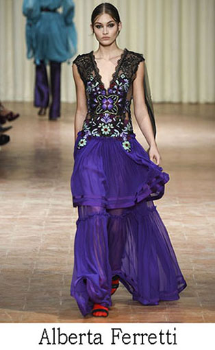 Alberta Ferretti Spring Summer 2017 Fashion Clothing 10