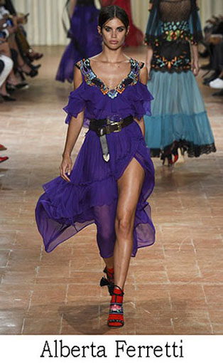 Alberta Ferretti Spring Summer 2017 Fashion Clothing 14