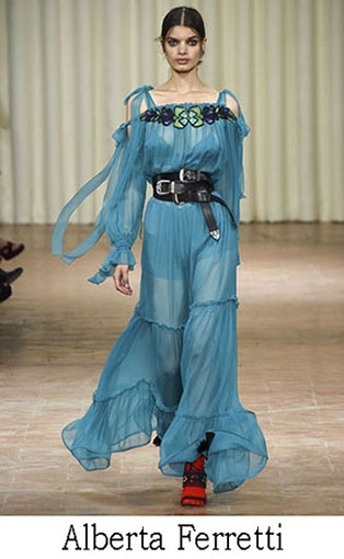 Alberta Ferretti Spring Summer 2017 Fashion Clothing 16