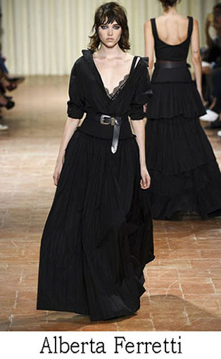 Alberta Ferretti Spring Summer 2017 Fashion Clothing 2