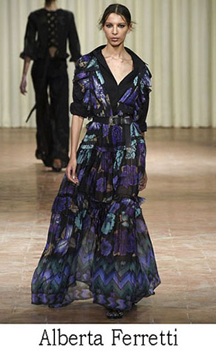 Alberta Ferretti Spring Summer 2017 Fashion Clothing 24