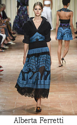 Alberta Ferretti Spring Summer 2017 Fashion Clothing 29