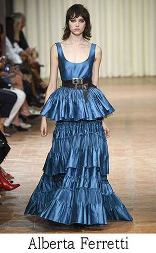 Alberta Ferretti Spring Summer 2017 Fashion Clothing 3