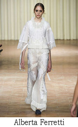 Alberta Ferretti Spring Summer 2017 Fashion Clothing 34