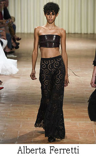 Alberta Ferretti Spring Summer 2017 Fashion Clothing 38