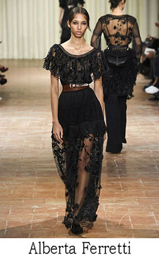 Alberta Ferretti Spring Summer 2017 Fashion Clothing 41