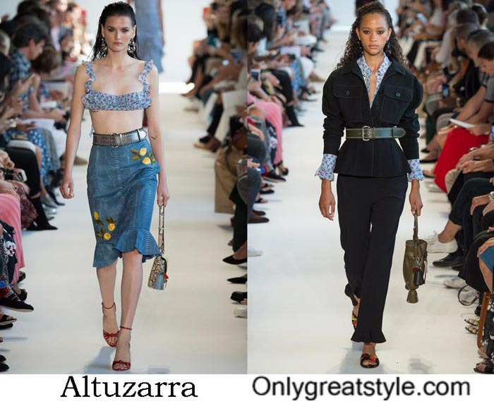 Accessories Altuzarra Spring Summer 2017