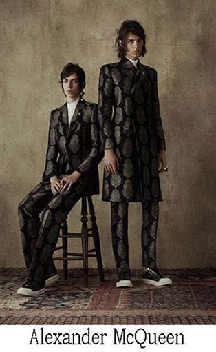 Alexander McQueen Collection Spring Summer Men's
