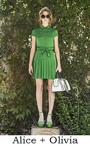 Alice + Olivia Collection Spring Summer Women's