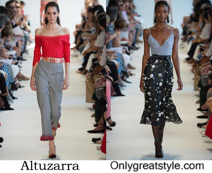 Altuzarra Collection Spring Summer 2017