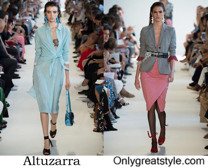 Altuzarra Spring Summer 2017 Fashion Show Women's