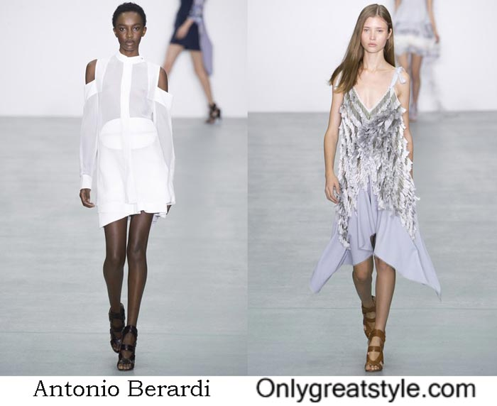 Antonio Berardi Spring Summer 2017 Fashion Show Women's