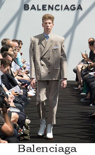 Balenciaga Collection Spring Summer Men's