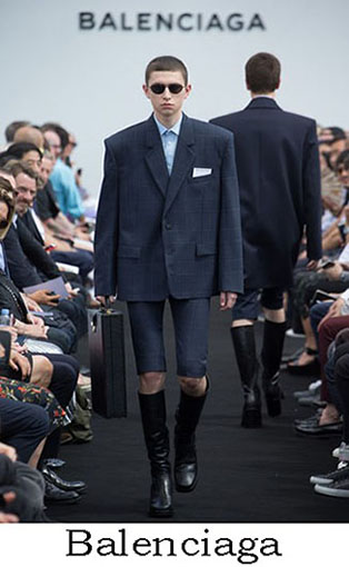 Balenciaga Men's Spring Summer 2017
