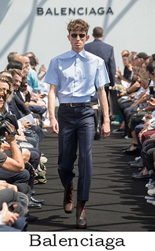 Balenciaga Spring Summer 2017 Shirts