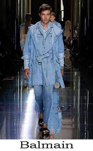 Balmain Spring Summer 2017 Jeans