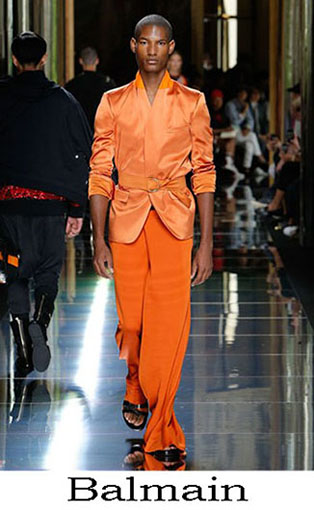 Balmain Spring Summer 2017 Look