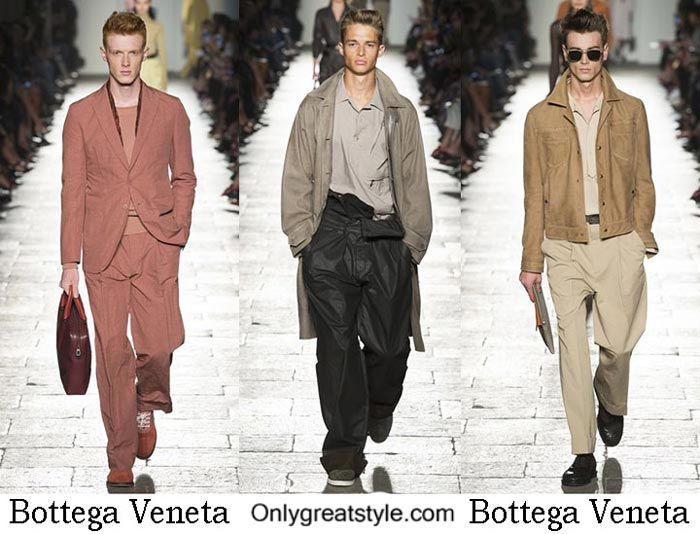 Bottega Veneta Spring Summer 2017 Fashion For Men