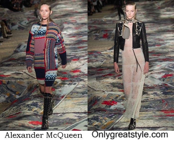 Brand Alexander McQueen Spring Summer 2017