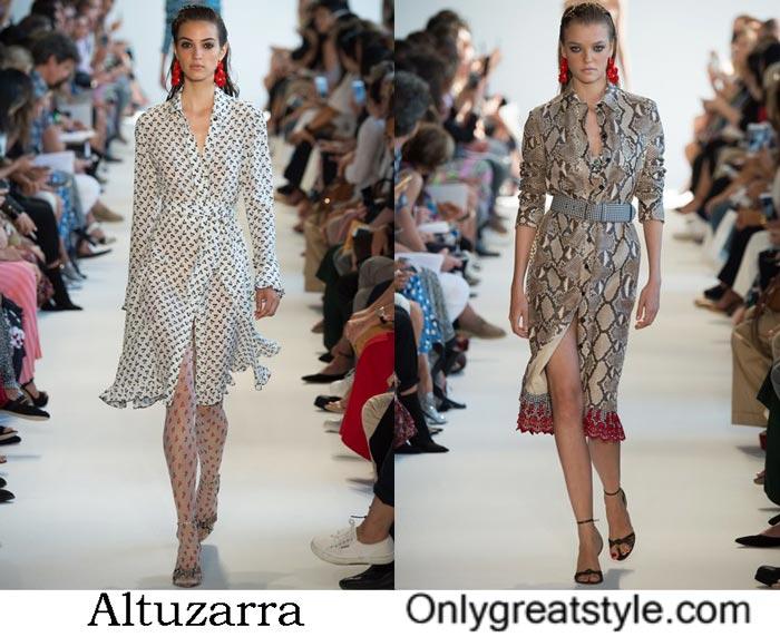 Brand Altuzarra Spring Summer 2017
