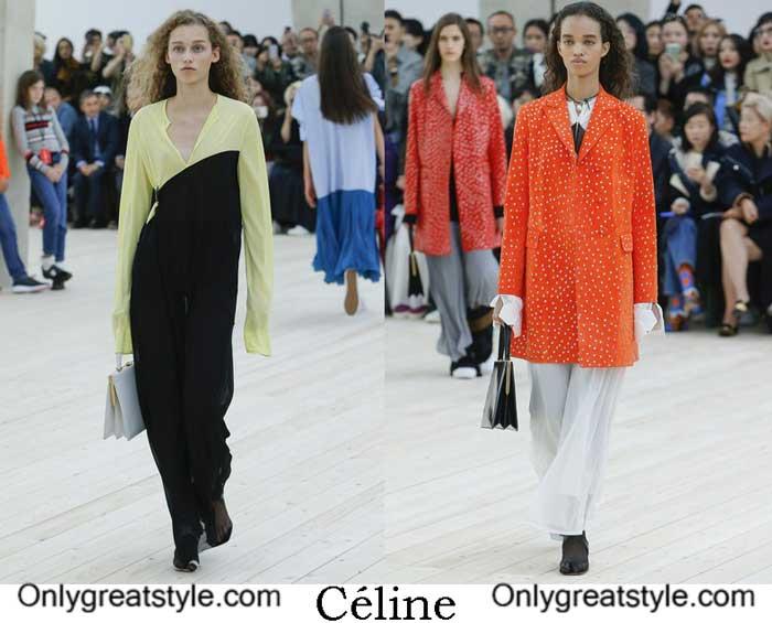 Céline Collection Spring Summer 2017