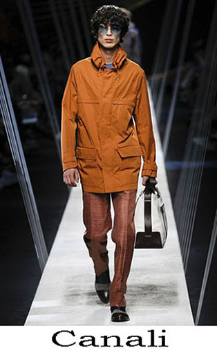 Canali Collection Spring Summer Men's