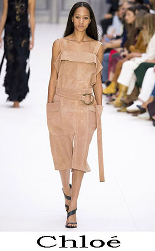 Chloé Spring Summer 2017 Jumpsuits