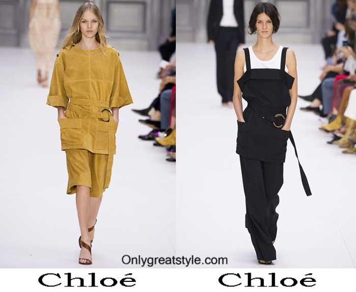 Chloé Spring Summer 2017 Fashion Show Women's