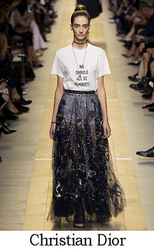 Christian Dior Spring Summer 2017 Fashion Clothing Look 19