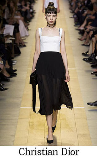 Christian Dior Spring Summer 2017 Fashion Clothing Look 21