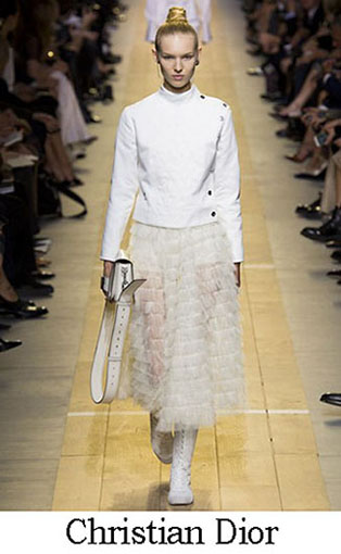 Christian Dior Spring Summer 2017 Fashion Clothing Look 3