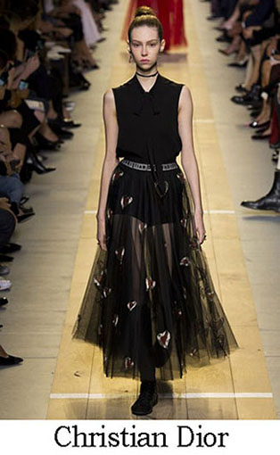 Christian Dior Spring Summer 2017 Fashion Clothing Look 34
