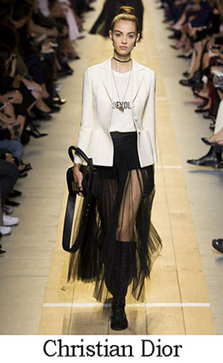 Christian Dior Spring Summer 2017 Fashion Clothing Look 44