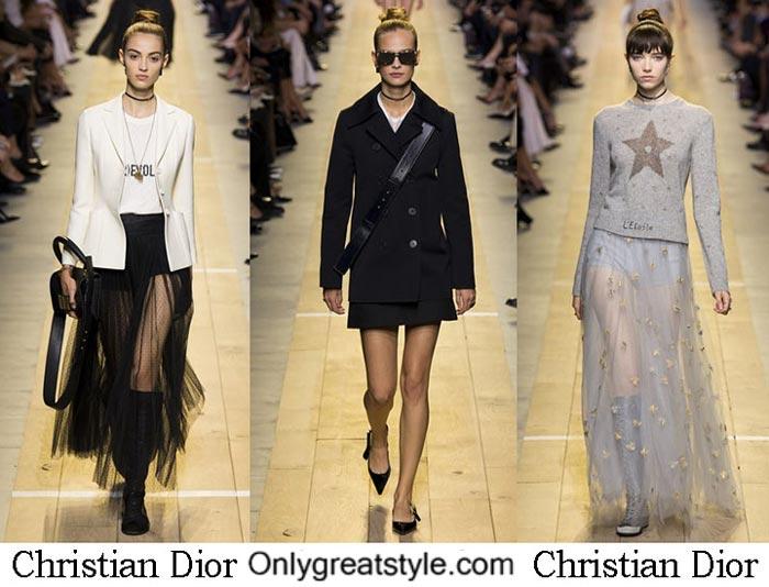 Christian Dior Spring Summer 2017 Fashion Clothing
