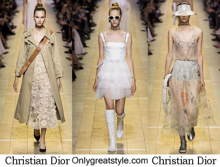Christian Dior Spring Summer 2017 Fashion Show For Women