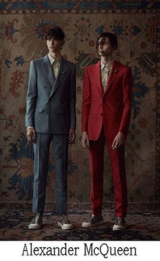 Clothing Alexander McQueen Spring Summer 2017