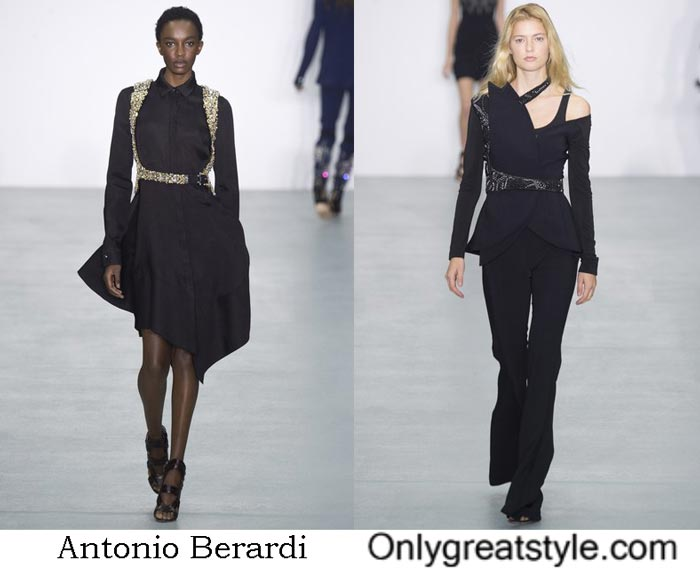 Clothing Antonio Berardi Spring Summer 2017