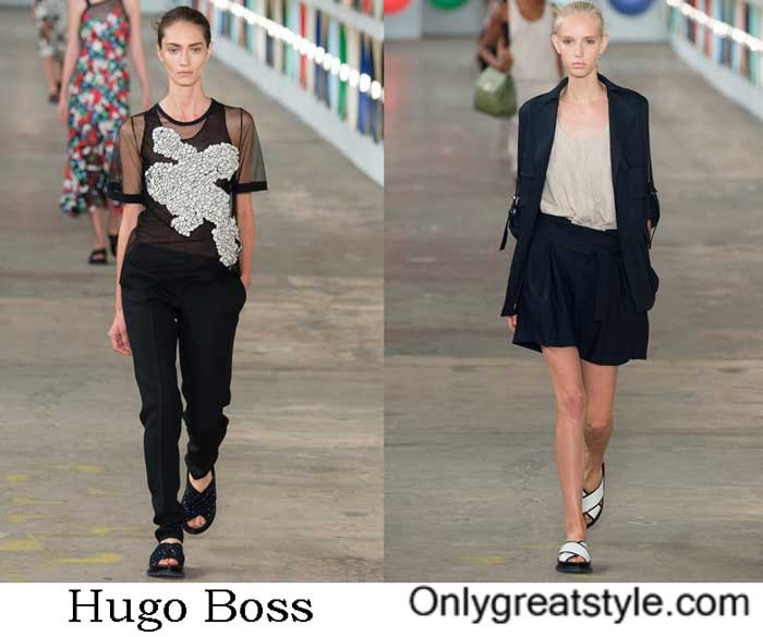 Clothing Hugo Boss Spring Summer 2017