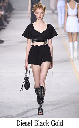 Diesel Black Gold Spring Summer 2017 Fashion Clothing 15